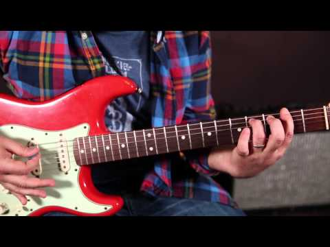Blink 182 - What's My Age Again?  - Chords  - How To Play On Guitar  - Easy Power Chords And Riff video