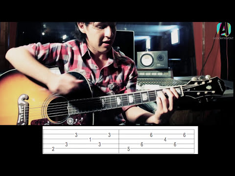 Como tocar Creo en Ti de Reik - Tutorial Guitarra (Arpegios) HD