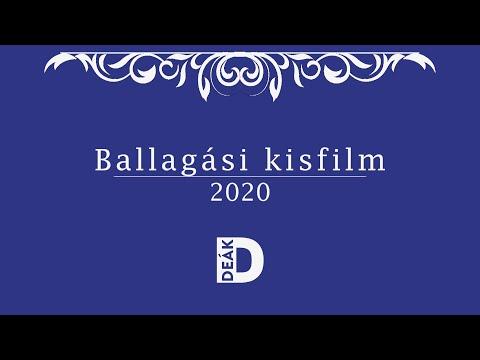 Ballagási kisfilm 2020
