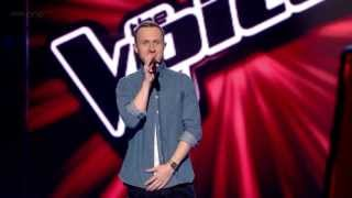 Jay Norton FULL Blind Audition- I Need A Dollar