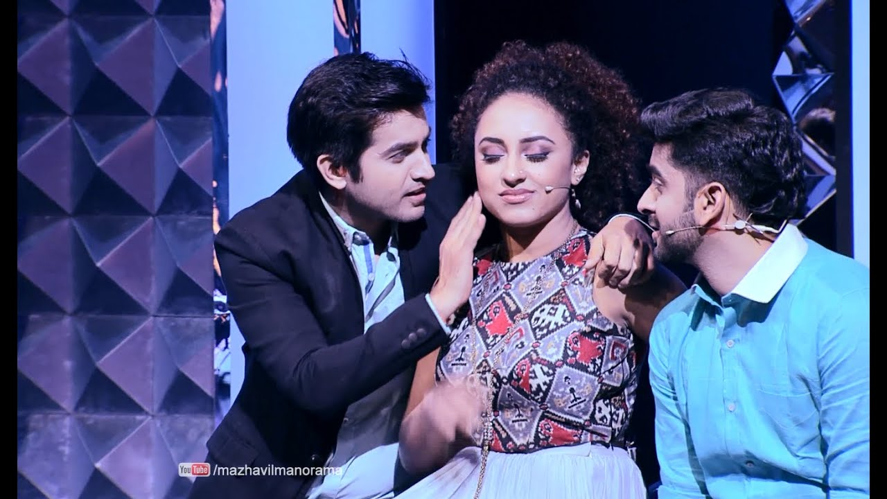 D3 D 4 Dance I Neerav brings out the romance in Pearle? I Mazhavil Manorama