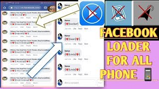 Auto Loader for all versions mobiles | facebook clip loader | auto commentar | by shahid tricker