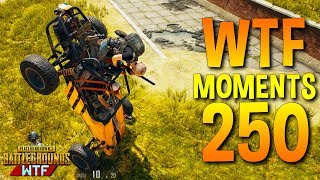 PUBG Daily Funny WTF Moments Highlights Ep 250