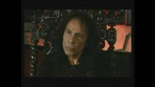 Ronnie James Dio talks religion