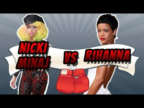 Nicki Minaj Insulta Rihanna!