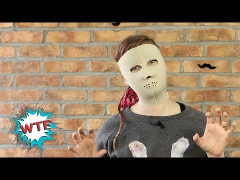 Korean V-line Face Mask Of Your Nightmares video