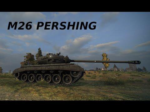 M26 Pershing: czyli wkurzony addept wyżywa się na sojuszniczym plutonie a potem wbija Masterkę.