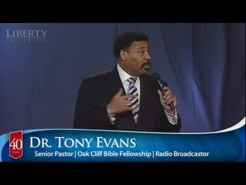 Tony Evans - Liberty University Convocation
