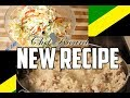 Coconut Milk With Rice & Peas ,Salad ( AMAZING DISH ) Recipe By Chef Ricardo Cooking Shows !! 2018
