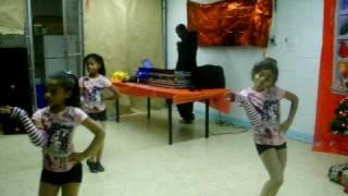 My niece dancing!