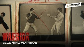 Becoming Warrior | Part 2: The Teacher | Cinemax