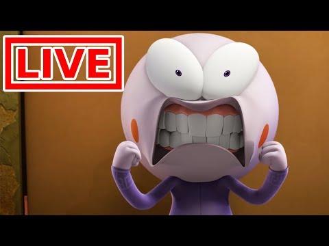Spookiz LIVE 🔴  Kong Kong's Hat    스푸키즈   Cartoons For Children   Kids Cartoon   Kids Movies