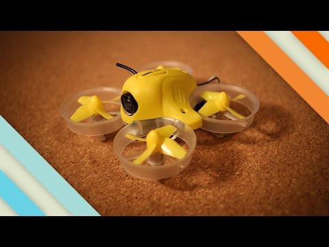 Blade Inductrix FPV Quadcopter Review & Flight