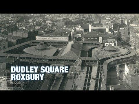 The Boston History Project: Dudley Square Roxbury