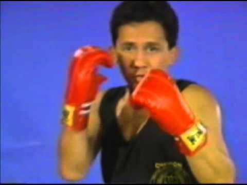Muay Thai Boxing Kickboxing   Instructional   Fighting and Training Techniques   1st part   Fight Kick Thaiboxing vcd Image 1