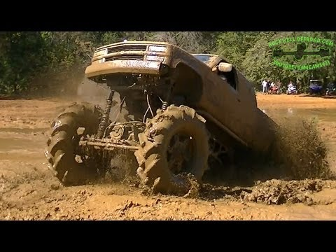 CHEVY MUD TRUCKS OF THE SOUTH GO DEEP!!! Music Videos