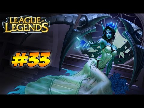League Of Legends - Gameplay - Morgana Guide (Morgana Gameplay) - LegendOfGamer