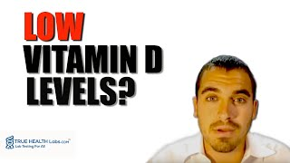 Low Vitamin D levels?
