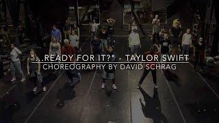 """""""...Ready for It?"""" - David Schrag Hip Hop Dance Class - 11/14/2017"""
