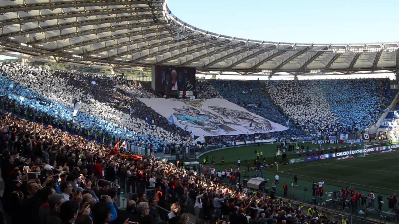 Coppa Italia 2013 Lazioland video - YouTube