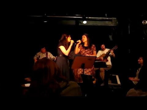 Escuela de Cantantes * Maria Laura : Dúo Dejame que me vaya