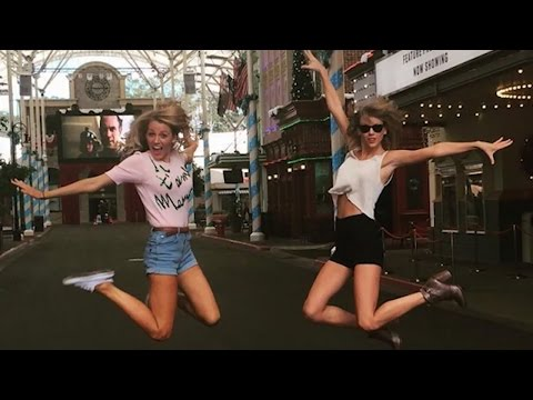 Taylor Swift & Blake Lively 'Amazing' Day Off in Australia
