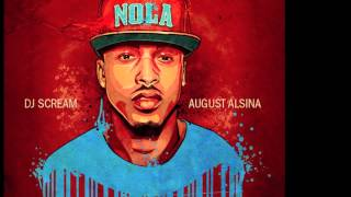 "August Alsina & DJ Scream- ""Ode to My Project Chicks"" (Hot Boyz/Drake Cover)"
