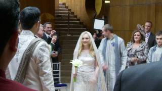 Indian/Irish Wedding video @ Eltham Palace, Greenwich - Highlights | Save the Dog Productions