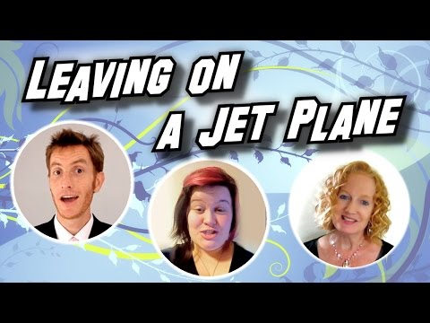 Leaving On A Jet Plane - A Cappella Cover (stb Arrangement) video