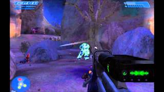 Sniper plays Halo CE