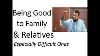 Download Lagu Rewards for Being Good to Family & Relatives - Dr. Sh. Yasir Qadhi Gratis STAFABAND