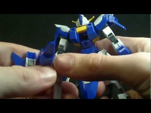 1/144 HG Gundam Age FX Review