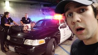 MY ROOMMATE GOT ARRESTED!!