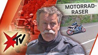 Motorrad-Raser: Die Polizei auf der Jagd nach Tempo-Sündern - die ganze Reportage | stern TV