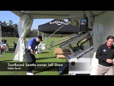 Hank Haney Radio interviews RoboGolfPros Scot W.R. Nei & Jeff Shaw 2-16-14