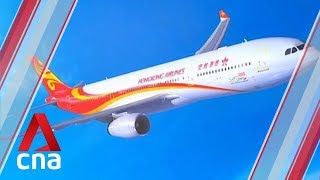 Hong Kong Airlines raises enough money to pay staff