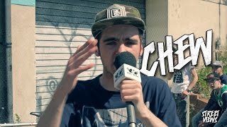 Chew - Street Views [EP.4]: Blast The Beat TV