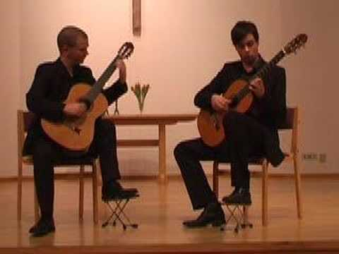 TheGothenburgCombo plays Nagoya Guitars by Steve Reich