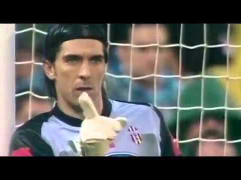 Gianluigi Buffon - le dieci parate piu' belle della storia del calcio