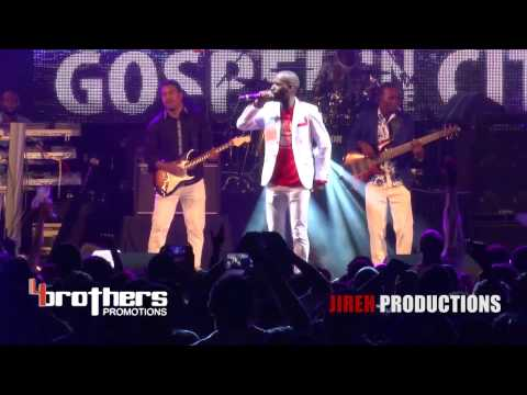 Sherwin Gardner (Live) @ Gospel In The City 2015 Trinidad