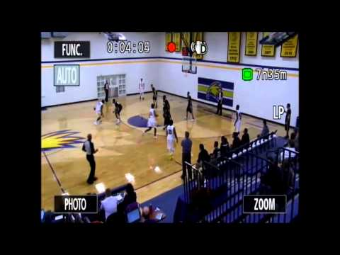 Spencer Svejcar Shooting Guard, 2014 highlights, Laramie County Community College