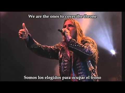 Helloween Power Subtitulos al Español y Lyrics (HD)