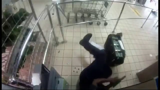 High-Powered Rifles Used In South Africa Supermarket Cash Drop-Off Robbery