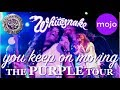 You Keep On Moving - Whitesnake with Deep Purple mojo video mashup - Purple Tour live New Haven 2015