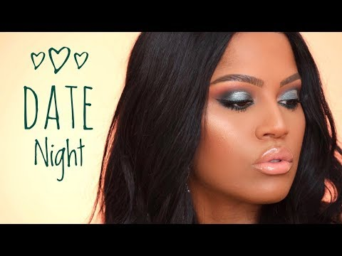 Affordable Emerald Date Night Makeup Tutorial   Valentine's Day