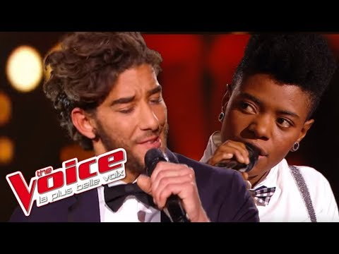 Ed Sheeran – Thinking Out Loud | Tamara VS Nick Mallen | The Voice France 2016 | Battle streaming vf