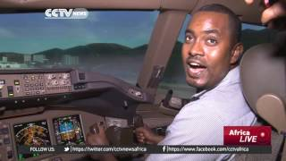 Ethiopia Airlines unveils Boeing 777 and 787 flight simulators