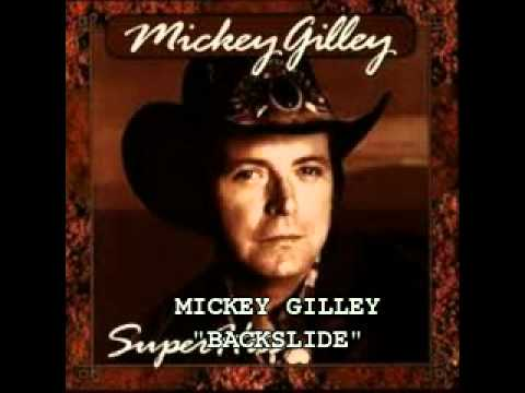 Mickey Gilley - Backslide