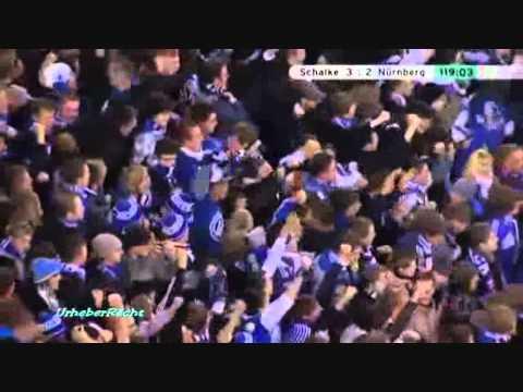FC Schalke 04 - Alle Tore und Gegentore DFB-Pokal 2010/11
