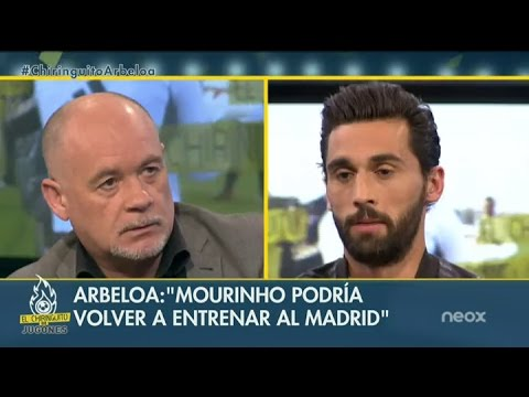 Álvaro Arbeloa:
